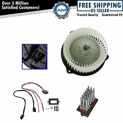 Blower Motor and Resistor Upgraded ATC Kit Set for 99-01 Jeep Grand Cherokee