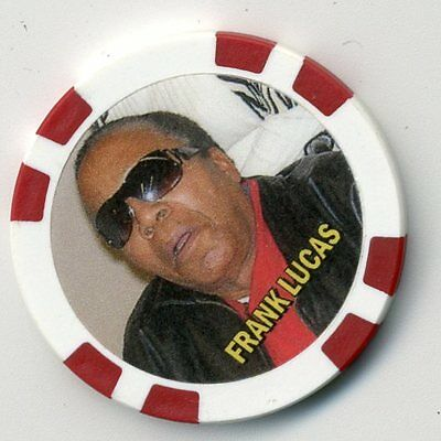 Frank Lucas  Gangster  Collector Chip