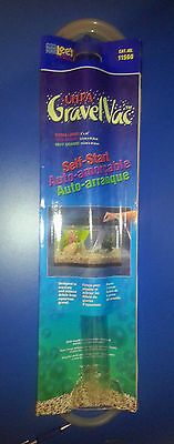 Aquarium Gravel Cleaner Vac Vacuum Syphon Lees Interpet Tetra Betta Siphon BN