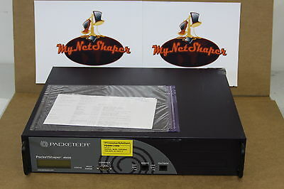 Packeteer Packetshaper 2000 Packeteer Packetshaper