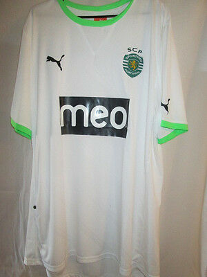Sporting Lisbon 2011-2012 Away Football Shirt Size XXL /20316