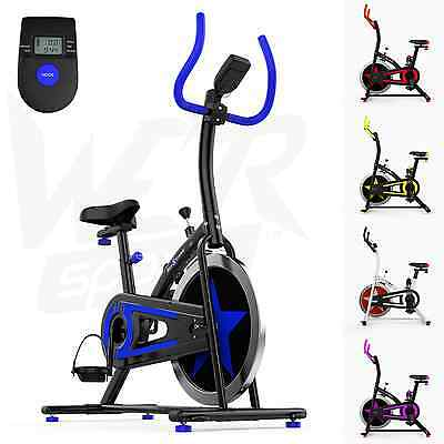 We R Sports Indoor Exercise Bike Aerobic Indoor Cycling Machine 10KG Flywheel