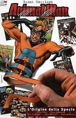 Animal Man N. 2 di Grant Morrison * ed.Magic Press NEW sconto 50%