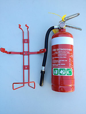 Fire Extinguisher 2.0kg ABE Dry Chemical Powder Fire Extinguisher