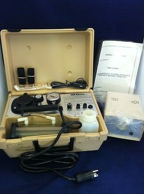New Impact 308M Portable Suction Apparatus Pump Oropharyngeal Battery 308