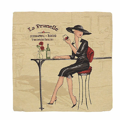 "Wholesale Job Lot 10x Cushion Covers Designer ""La Prunelle"" Tapestry 18"" (45cm)"