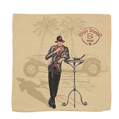 "Wholesale Job Lot 10x Cushion Covers Designer ""Don Diego"" Tapestry 18"" (45cm)"