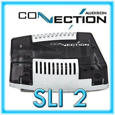 Audison Connection SLI 2 High-Low-Adapter 2-Kanal