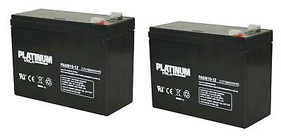 12V 10AH Mobility Scooter Battery Twin Pack Pihsiang 109101-77300-10P  V