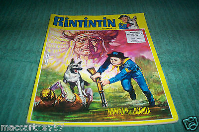 Bd Grand Format No Double 158-159 De Rintintin & Rusty