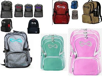 Nfinity Cheerleading, Cheer Sport,gym Backpack Sparkle All Colour Princess