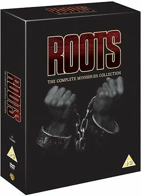 """Roots Complete Series Collection 9 Disc Dvd Box Set R4 """"new&sealed"""""""