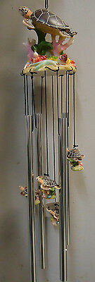 Sea Turtle Wind Chimes Collectibles Decorative Windchimes , Best Quality