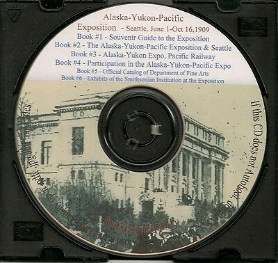 Seattle Alaska-Yukon-Pacific Exposition 1909