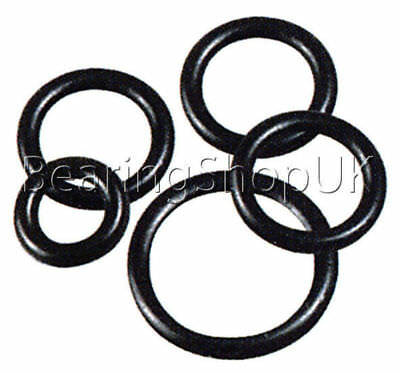 BS027 Silicone 70 O'Ring (1000x)