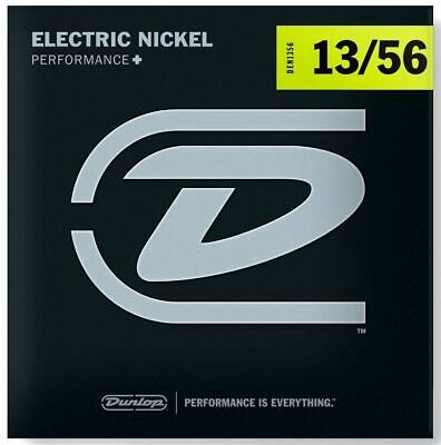 Dunlop Strings Nickel Wound Electric Guitar Extra Heavy 13 - 56 String Set