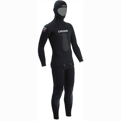 Cressi Apnea New Wetsuit Spearfishing 5mm 04US