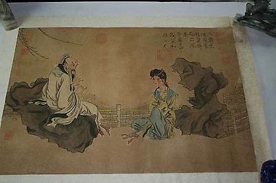 Rare Classical & Original Chinese Painting on Paper #20140235
