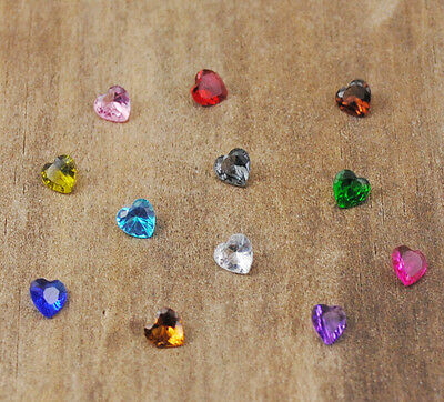 U Pick ! 12pcs Crystal Floating Charm for Glass Living Memory Locket Mix