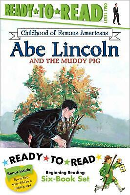 Childhood of Famous Americans Ready-To-Read Value Pack: Abe Lincoln and the Mudd