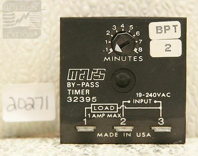 Mars 32395 By-Pass Timer Relay