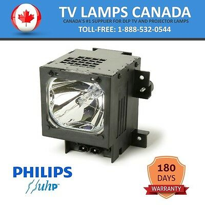 Sony XL-2100 | XL-2100U | A-1606-034-B Philips Replacement TV Lamp with Housing