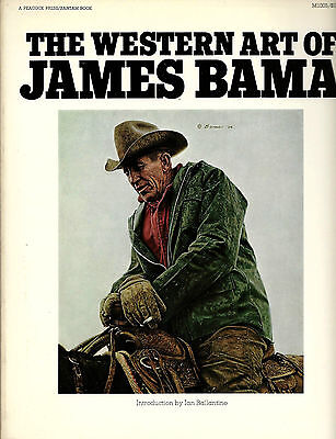 Eo Illustrations + The Western Art Of James Bama ( Doc Savage )