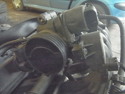 Citroen Saxo mk2 1.1 8v throttle body 9642473280