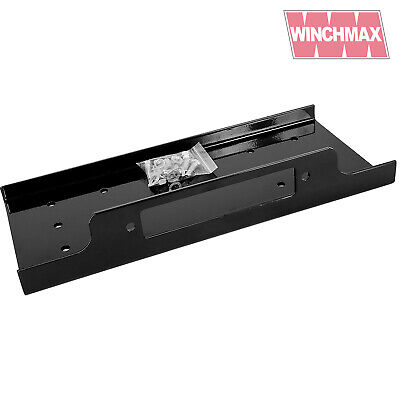 WINCH MOUNTING PLATE FOR WINCHMAX HYDRAULIC AND 17,000lb+ ELECTRIC WINCHES