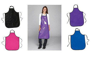 Value Grooming Aprons - Water Resistant Vinyl Apron for Dog & Cat Groomers NEW