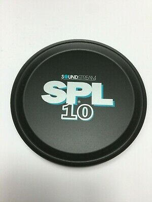 "Old School Soundstream SPL 10 5.9"" Dust Caps 15 Count Lot"