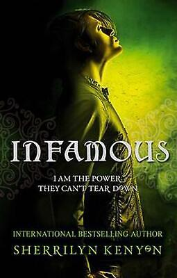 Infamous: Number 3 in series by Sherrilyn Kenyon (English) Paperback Book Free S