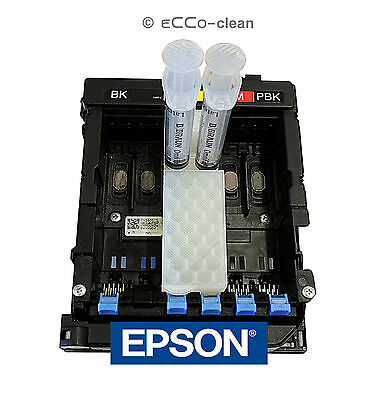 Print-head Cleaner for Epson™ Expression Premium XP600-XP700-XP750-XP800 by eCCo