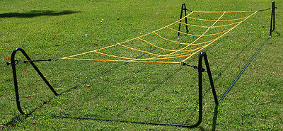 Sports Running Ropes / Agility Trainer Football Soccer