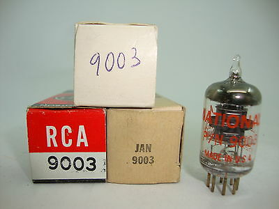 9003 Tube. Mixed Brand Tube. Nos / Nib. Rc86.