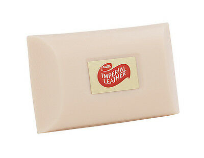 CUSSONS IMPERIAL LEATHER SOAP ORIGINAL BAR 100g 1st Free UK Delivery