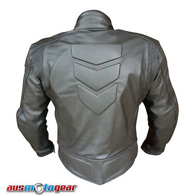 Motorbike/ Motorcycle Leather Jacket for Men