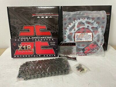 Suzuki Gsxr600 K1 K2 K3  Chain And Sprocket Kit 01-03 Heavy Duty Gold X-Ring
