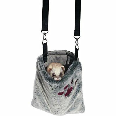 Rosewood Snuggles Snooze Carry Ferret Rat Small Animal Carrier Travel Bag 19601