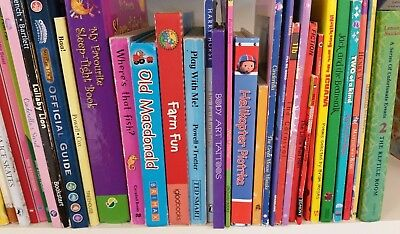 Joblot/Wholesale of 2000 Childrens High Quality Used Books - BUNDLE BARGAIN –