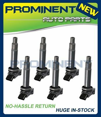 UF267 Pack of 6 Ignition Coil fits Toyota Camry Avalon Lexus ES300 RX300