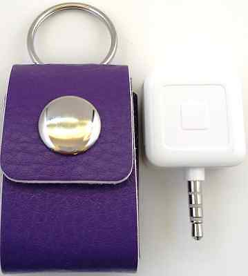 Pouch for Square® -Square Credit Card Reader Pouch* (Purple)