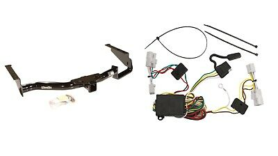 Class 3 Trailer Hitch Receiver & Wiring Package for Toyota Highlander