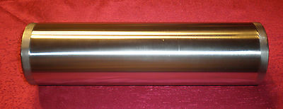 tube, stainless, 76mm OD, 255mm long, stainless capsw/6.25 pilot, 5004264-B