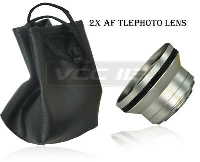30mm Lens 2X Telephoto Lens Kit for Sony  Made In Japan