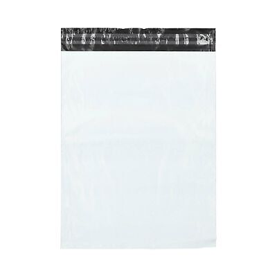 """200 Poly Mailers Envelopes 12"""" x 15"""" Self Sealing Plastic Bags Shipping 2.5 Mil"""