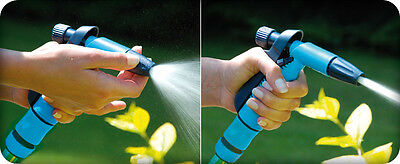 Hozelock Compatible Hand Spray Gun Nozzle Sprinkler Garden Hose Pipe Tube-ORION