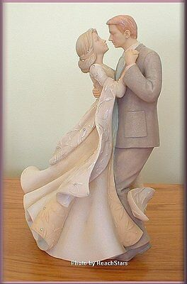 Anniversary Couple Dancing Figurine By Enesco Foundations Free Shipping