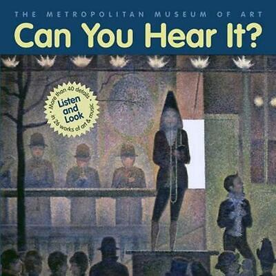 Can You Hear It? [With CD] by William Lach (English) Hardcover Book Free Shippin