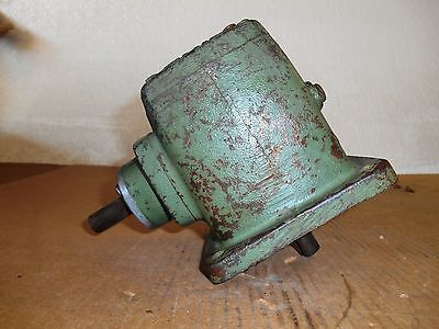 Ohio Ra-O Gear Reducer, Ratio 1:1, Used